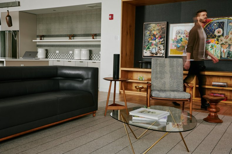 CineHome PRO living room