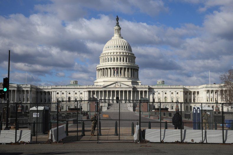Capitol Building budget reconciliation