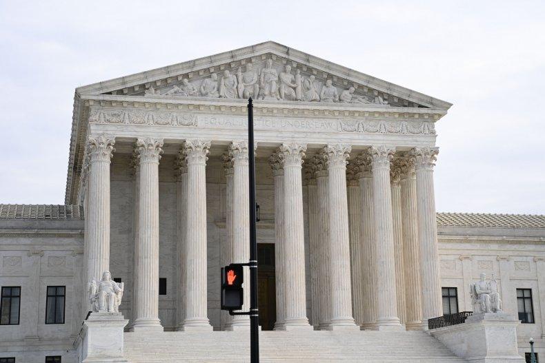 The US Supreme Court in Washington, D.C.