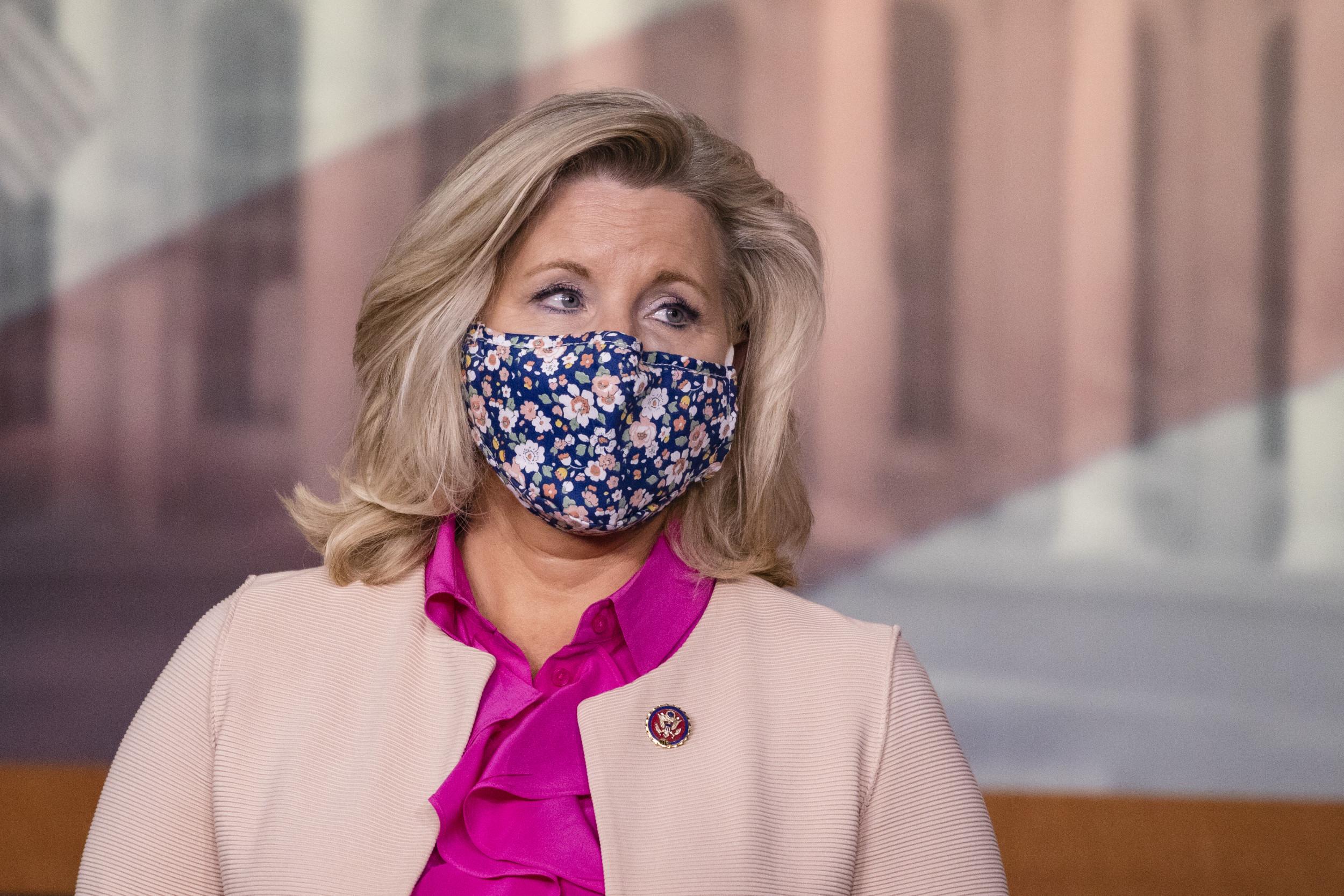 Wyoming Republican Party Censures Liz Cheney as GOP Civil War Intensifies