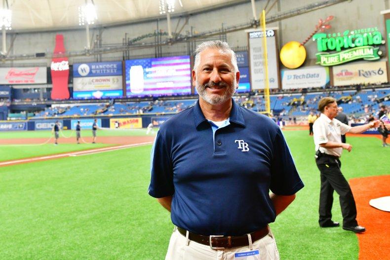 Houston Astros v Tampa Bay Rays ST