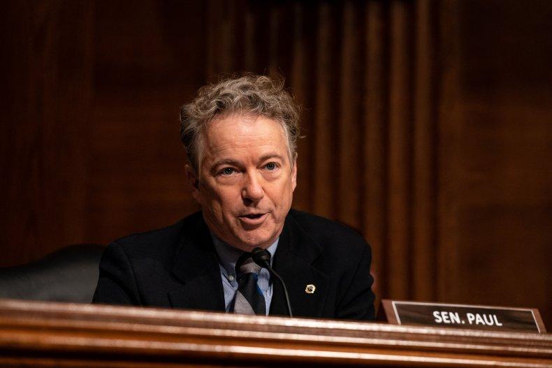 Rand Paul, Congress, U.S. Senate, Republicans