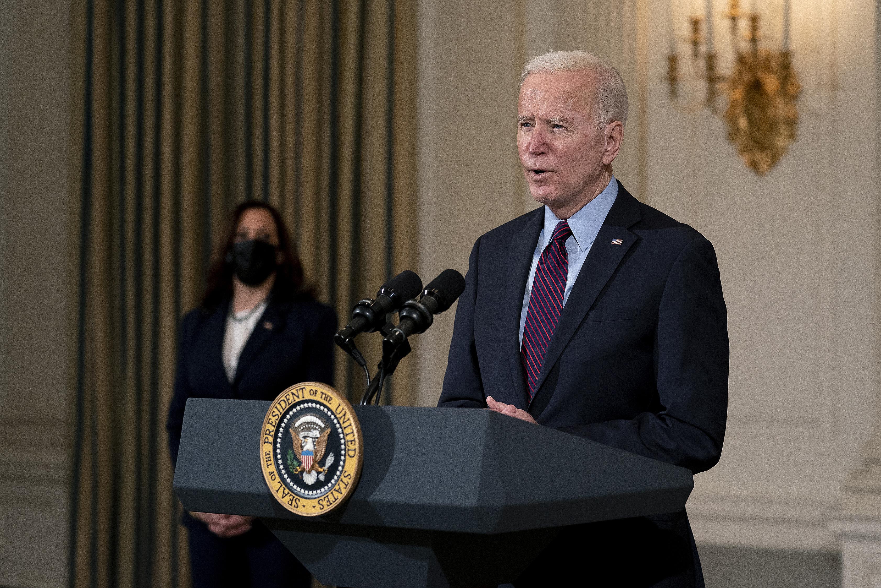 Will Joe Biden's Stimulus Checks Reach Fewer People Than Donald Trump's?