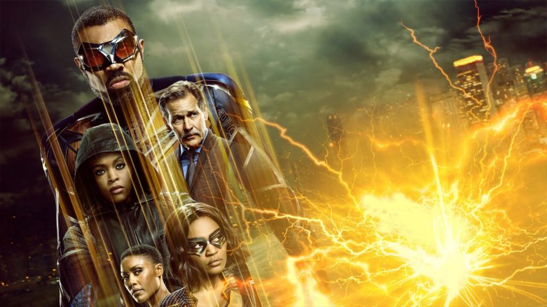 black lightning canceled