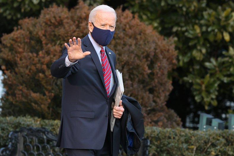 joe biden departing white house for delaware