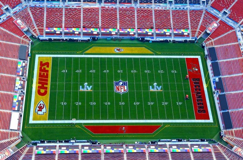 Super Bowl 2021 Kevin Harlan Twitter