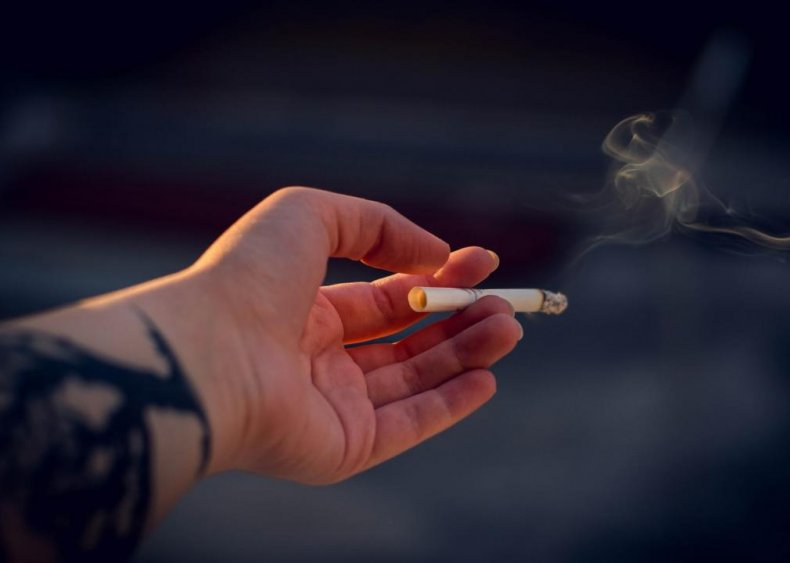 Are smokers more at risk for COVID-19?