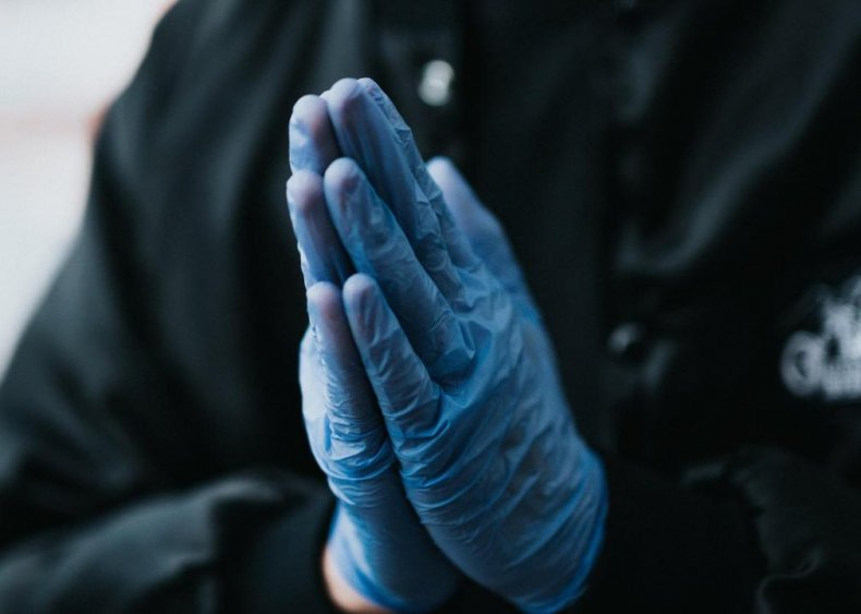 Will wearing gloves protect you?