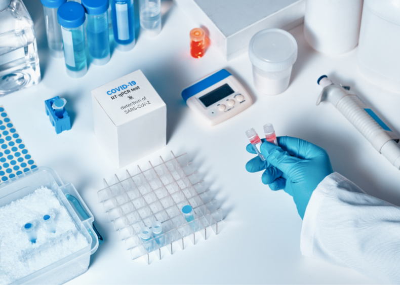 What are the different types of COVID-19 tests?