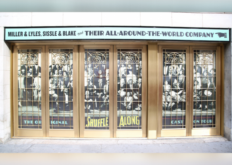 1921: 'Shuffle Along' becomes the first major African American musical on Broadway