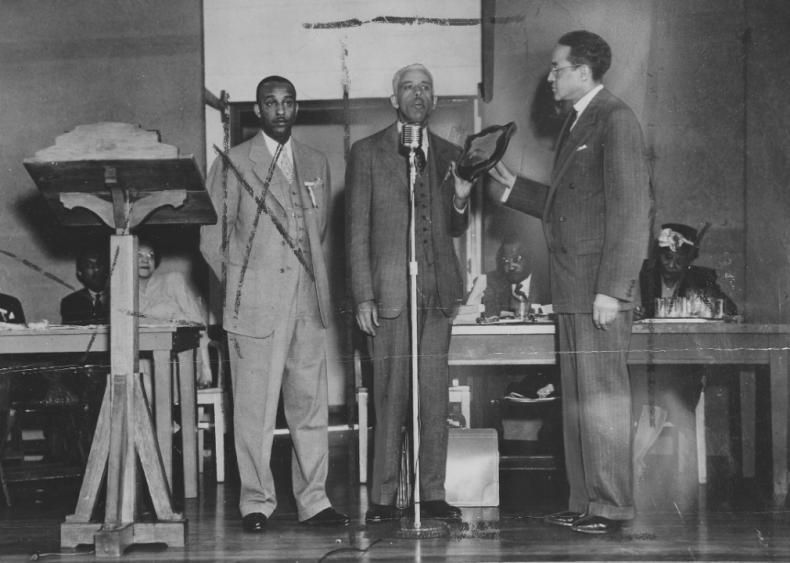 1924: National Bar Association founded