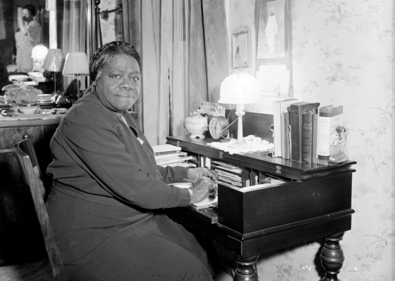 1935: National Council of Negro Women is created