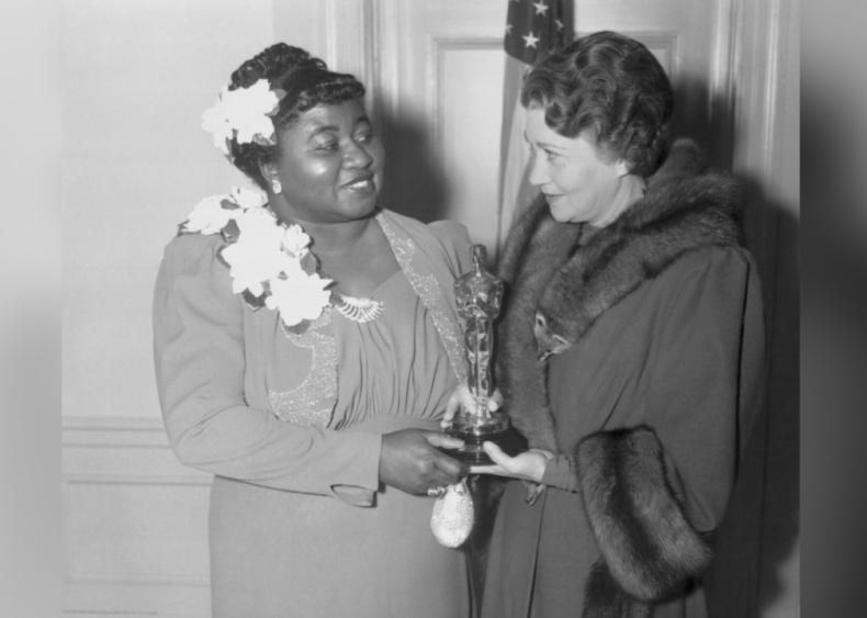 1940: Hattie McDaniel wins an Academy Award