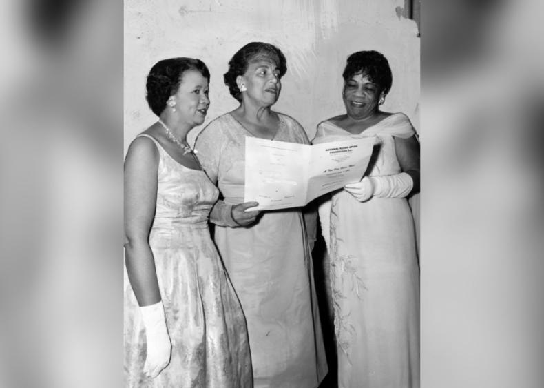 1941: National Negro Opera Company is created