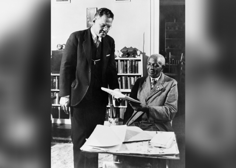 1944: United Negro College Fund is created