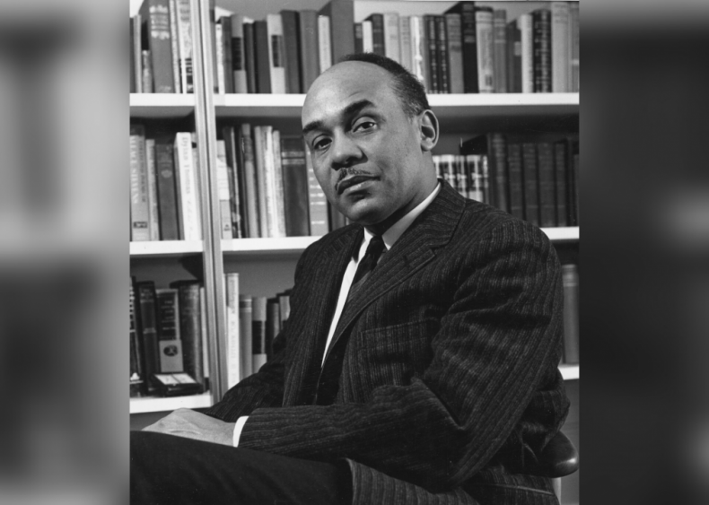 1953: Ralph Ellison wins the National Book Award for 'Invisible Man'