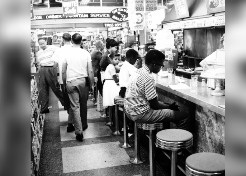 1955: Read's Drug Store sit-ins