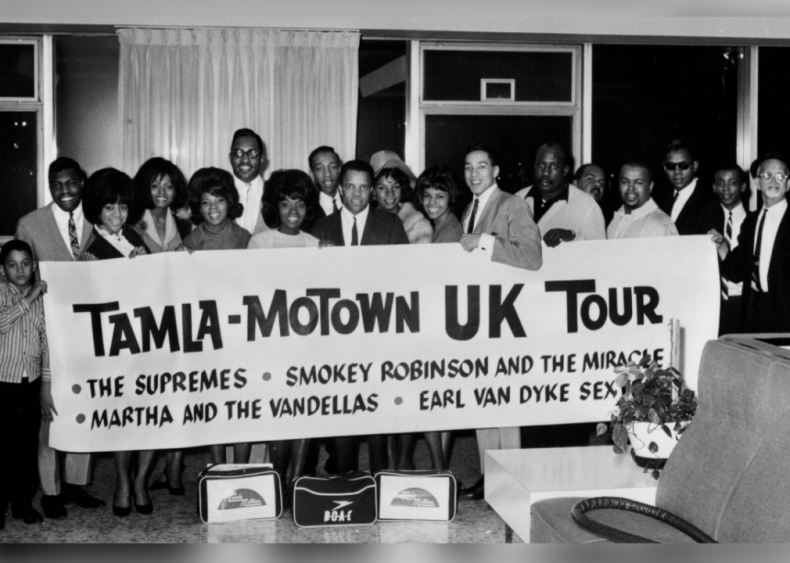 1959: Motown Records is founded
