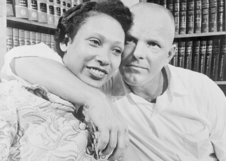 1967: Loving v. Virginia strikes down interracial marriage ban in Virginia