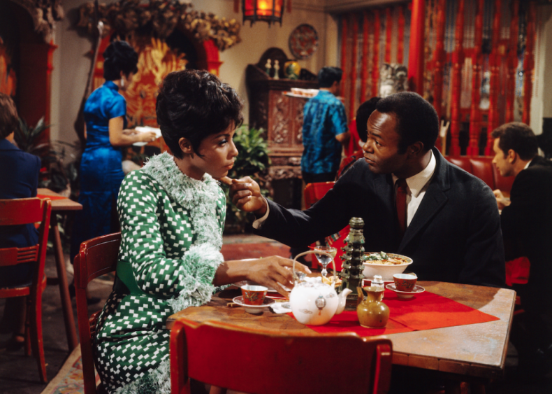 1968: 'Julia,' starring Diahann Carroll, hits TV screens