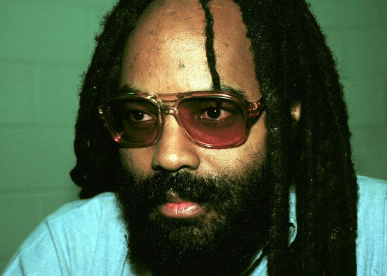 1981: Mumia Abu-Jamal is arrested