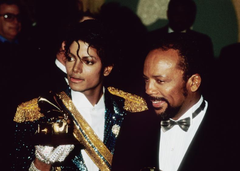 1982: Michael Jackson's 'Thriller' is released