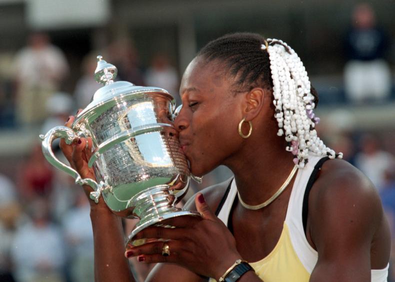 1999: Serena Williams wins U.S. Open