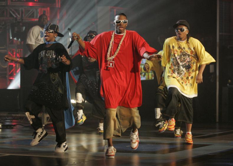2006: Soulja Boy records 'Crank That'l