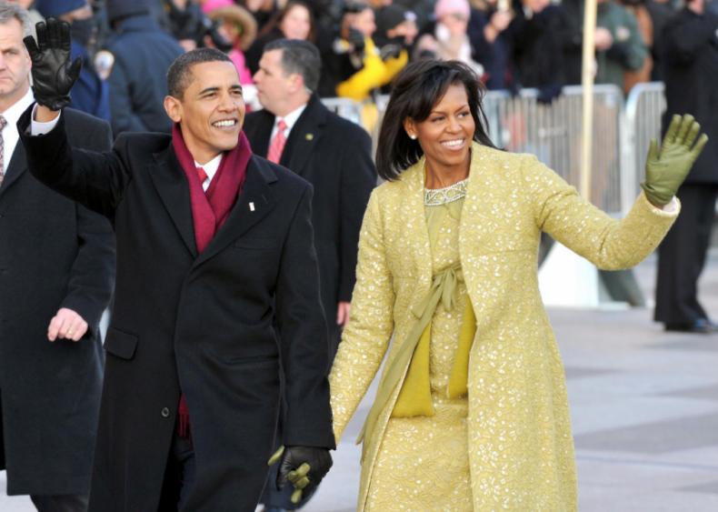 2008: Barack Obama becomes president of the United States