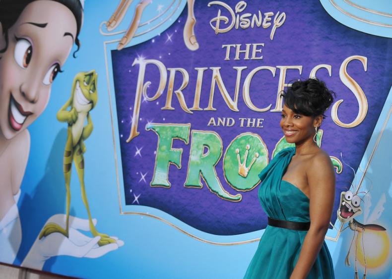 2009: Disney's first Black princess premieres