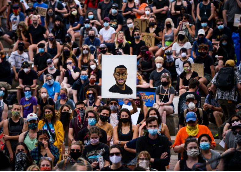 2020: Black Lives Matter/George Floyd Protests