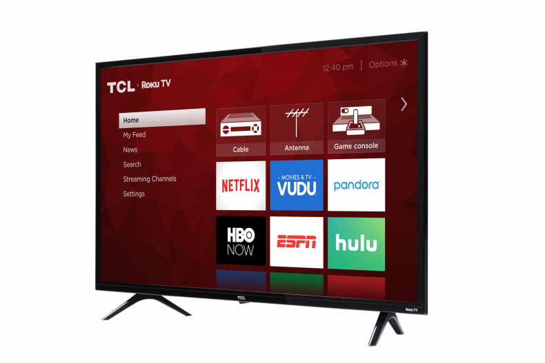 TCL 32-inch TV