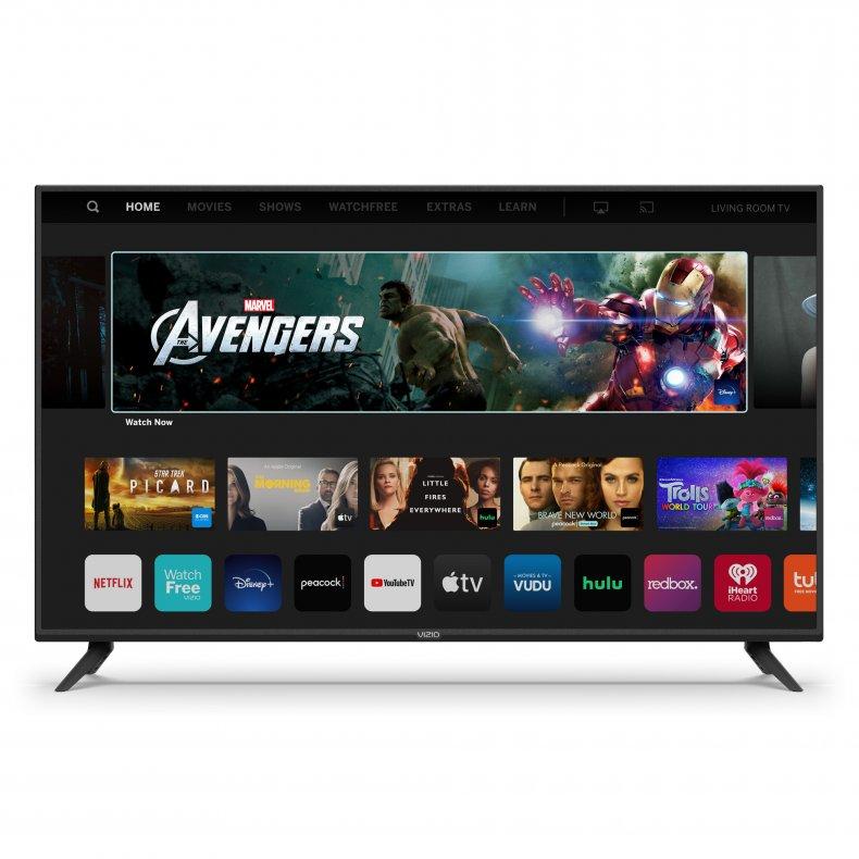 Vizio 65-inch TV