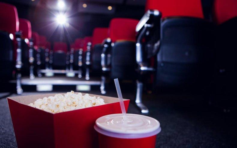 Movie theaters: 5,798
