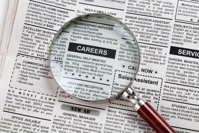 Jobs: 6.5 million openings