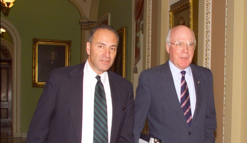 Schumer and Leahy