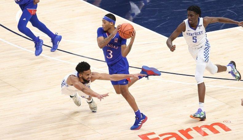 Kansas-Kentucky Basketball
