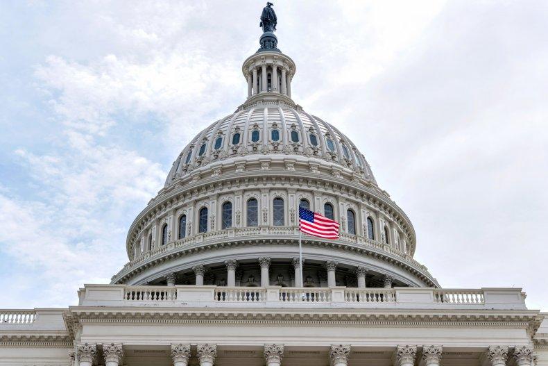 U.S. Governement Poll Democrats Republicans Biden