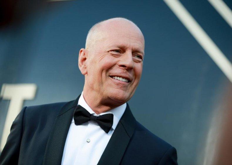 #34. Bruce Willis