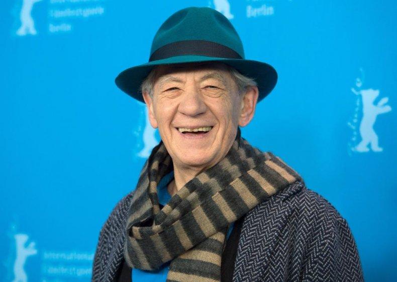 #31. Ian McKellen