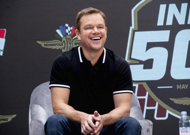 #27. Matt Damon
