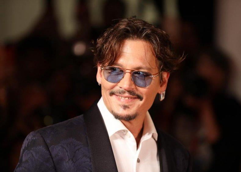 #23. Johnny Depp