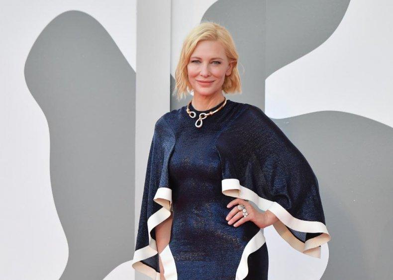 #21. Cate Blanchett
