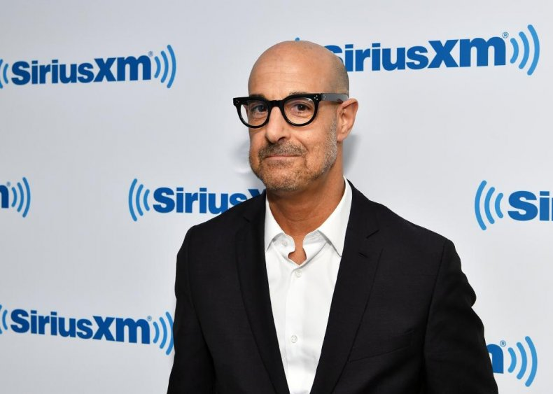 #16. Stanley Tucci
