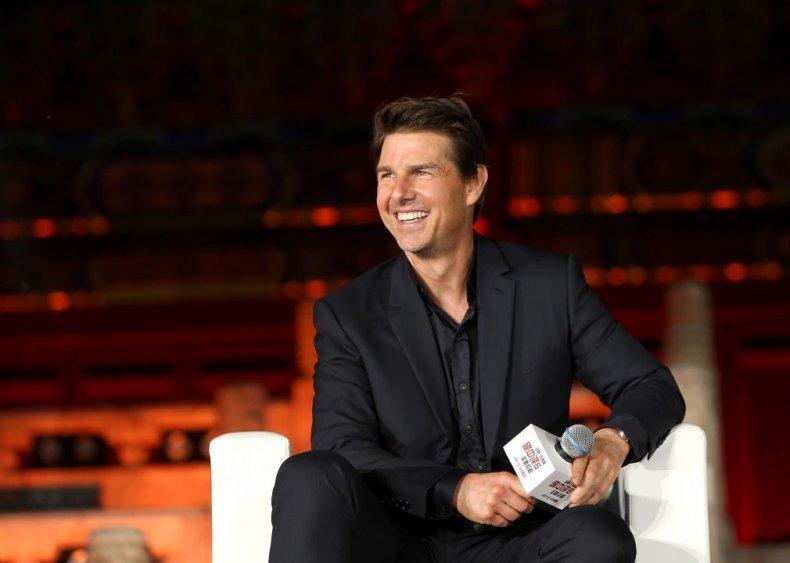 #15. Tom Cruise