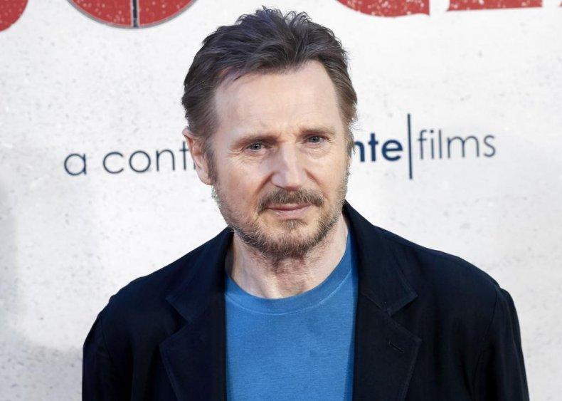 #11. Liam Neeson