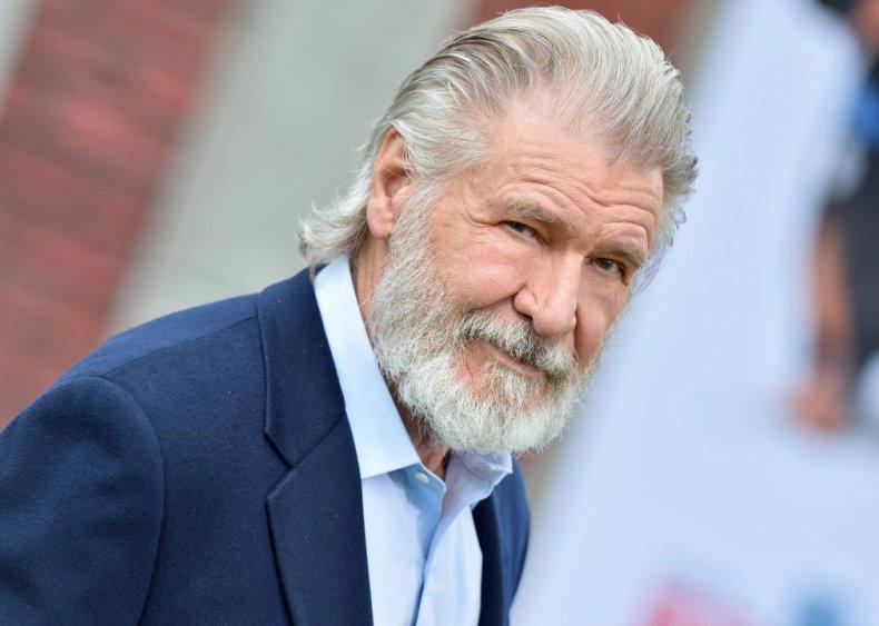 #9. Harrison Ford