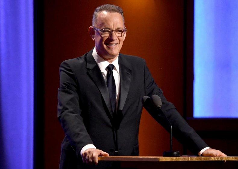 #8. Tom Hanks