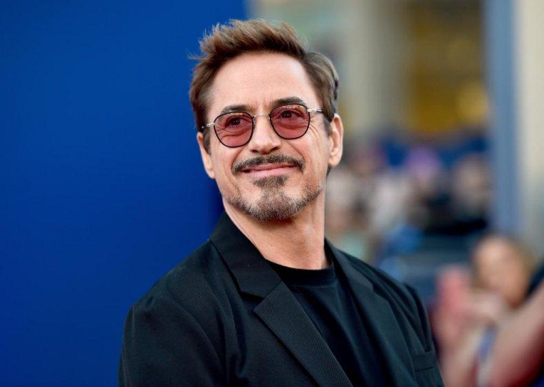 #5. Robert Downey, Jr.