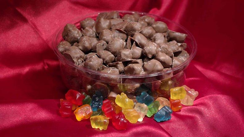 Mrs. Cavanaugh's gummy bears